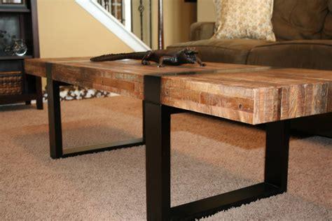 crate  barrel  coffee table