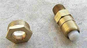 Thermal Relief Valve 1 2 Inch Bspt Npt