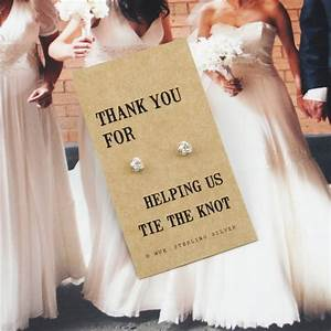 6 bridesmaid wedding thankyou gift ideas 7 weddings eve With bridesmaid wedding gift ideas