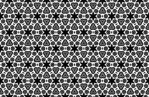 Clipart - Background pattern 90 (black)