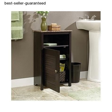 bathroom storage cabinet bath floor cupboard shelves towel
