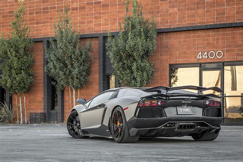 Fonds D'ecran Lamborghini Tuning 2014-16 Vorsteiner
