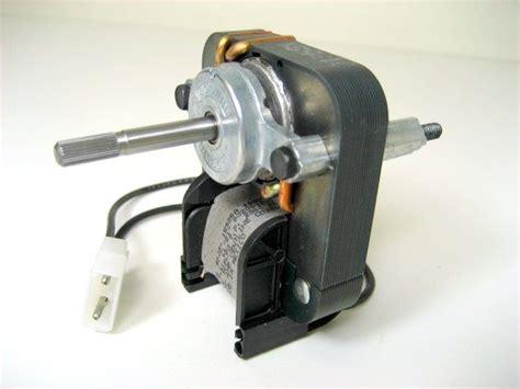 Bathroom Exhaust Fan Motor by Bcd0390 00 Bath Fan Motor 75cfm Mobile Home Repair