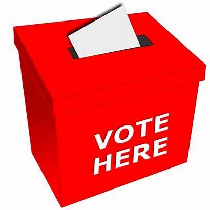 Voting Clipart Raffle Transparent Vote Election Webstockreview
