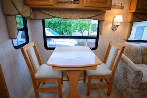 rv dinette table and chairs for sale