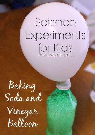 balloon science experiment  preschoolers  abcs