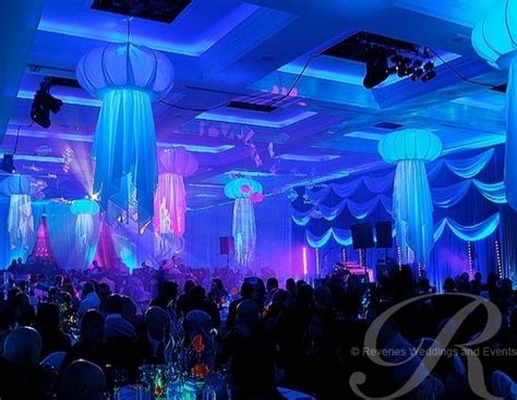 underwater themed  party   ocean