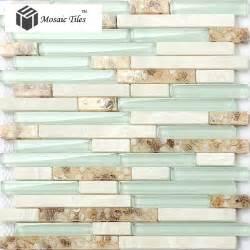 glass kitchen backsplash tile tst glass conch style of pearl shell resin white kitchen backsplash