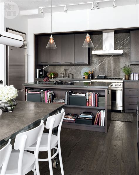 Top Kitchen Design Trends For 2017  Style At Home. Glazing Painted Kitchen Cabinets. Kitchen Cabinets For Small Kitchen. What Is Standard Kitchen Cabinet Height. Oil Rubbed Bronze Hardware For Kitchen Cabinets. Paint Sprayer Kitchen Cabinets. Formica Kitchen Cabinet Doors. How Build Kitchen Cabinets. How To Restain Oak Kitchen Cabinets