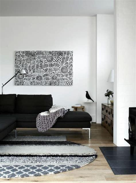 inspiration  tapis pour le salon cocon deco vie