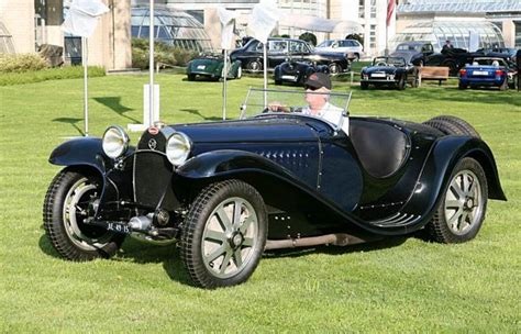 Old Bugatti Cars Gallery