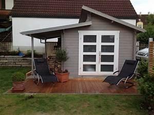 Gartenhaus Streichen Lasur : 72 besten gartenhaus mit pultdach bilder auf pinterest ~ Michelbontemps.com Haus und Dekorationen