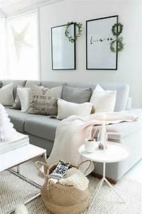 trouvez le meilleur plaid pour canape en 44 photos With canapé convertible scandinave pour noël décoration rideaux et voilages