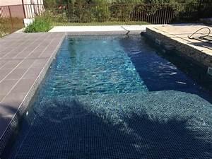 carrelage pour piscine exterieur 1 emaux nieve noir With carrelage exterieur pour piscine