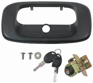 Integrated Oem Tailgate Lock