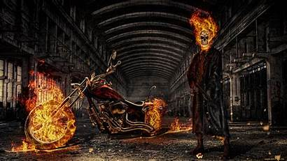 Ghost Rider Wallpapers Background Alphacoders Abyss Wall