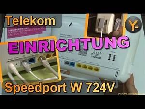 Regal Für Telefon Und Router : verkabelung einrichtung telekom speedport w724v am ip anschluss mit v dsl telefon wlan ~ Buech-reservation.com Haus und Dekorationen