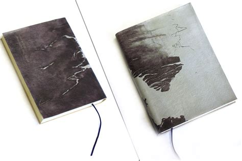 tina mammoser paintings  drawings  leather journals