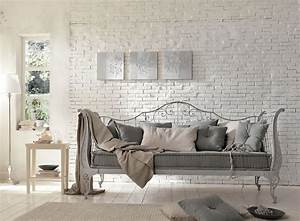 Shabby chic sofa bed gio sofasand the living is easy for Shabby chic sofa bed
