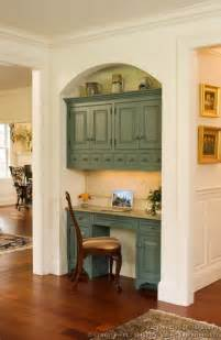 desk in kitchen ideas how to organize a kitchen 10 tips and ideas
