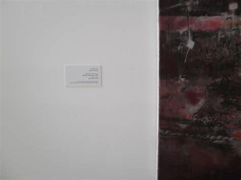 jared schoen portfolio tel aviv museum  art gallery labels