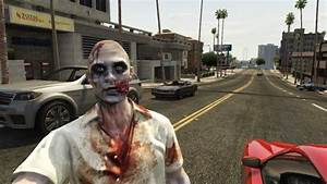 GTA V: Single-player Zombie DLC revealed in source code