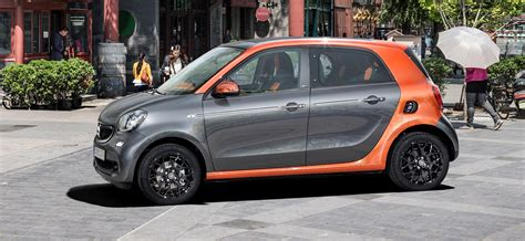Smart Car by 2015 Smart Fortwo And Forfour New Dual Clutch Automatic