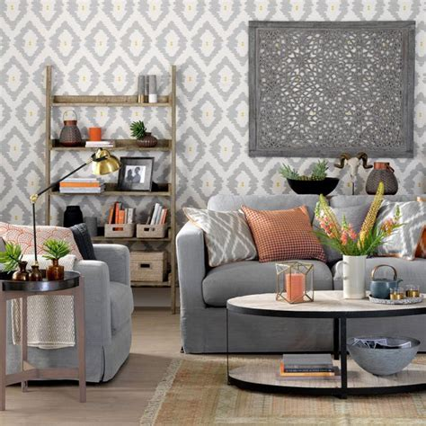 Decorating Ideas For Living Room With Grey by Living Room Ideas Designs And Inspiration Ideal Home