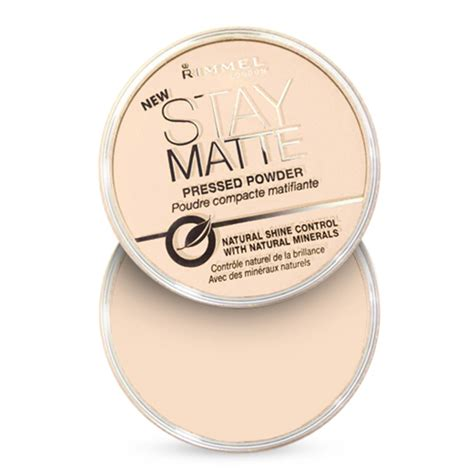 rimmel stay matte pressed powder transparent makeupconz