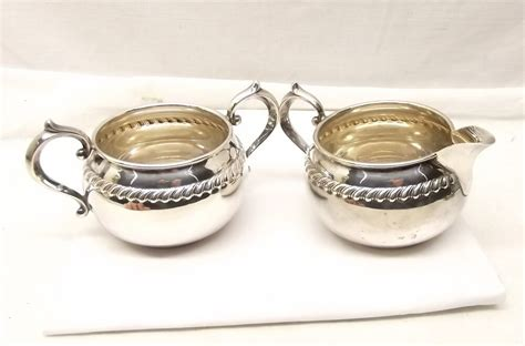 Our dining & entertaining category offers a great selection of cream & sugar sets and more. Vtg Gorham Sterling Silver Victorian Scroll Sugar Bowl Creamer Set Coffee 912 91 | eBay