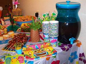 Luau Decorations for Exciting Party — FITFRU Style