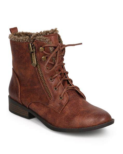 Wedges Dh83 Rs396 shoes qupid dh83 leatherette toe shearling