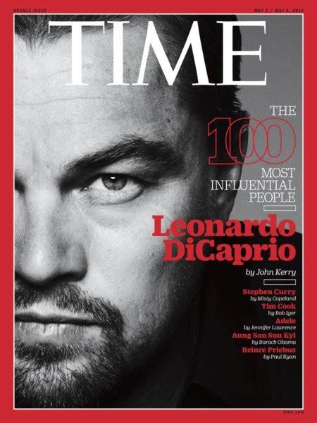 Leonardo DiCaprio encabeza la lista de los 100 Most ...