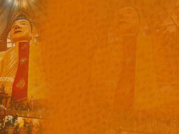 gautama buddha  powerpoint templates
