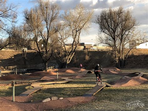 el pomar youth bike park colorado springs colorado flowride concepts
