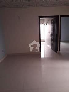 Brand New 2 Beds Rooms Flat With Attached Tiled Bath Khuda