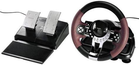 gaming lenkrad pc lenkrad hama racing wheel thunder v5 usb pc playstation 3