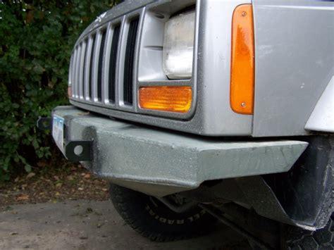homemade jeep rear bumper homemade bumper jeep cherokee forum