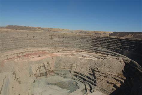 Open Pit by Open Pit Mining Dust Suppression Soil And Dust Solutions