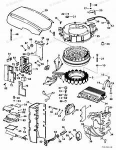 Johnson Outboard Parts By Year 1998 Oem Parts Diagram For Ignition System