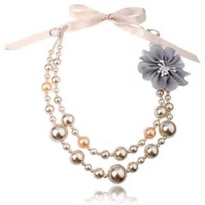 Necklace Pearl Jewelry Designs