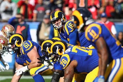 los angeles rams regular season schedule tst staffs