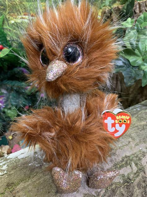 beanie boo orson  brown ostrich celebrations  toys