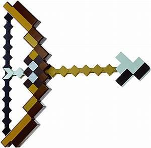 Minecraft Bow And Arrow | eBay