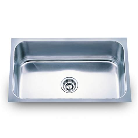 Stainless Steel Laundry Sink Undermount by Stainless Steel 18 Undermount Rectangular Utility