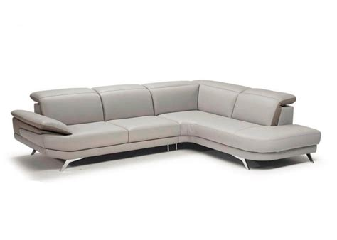 Natuzzi Editions B936 Principe Leather Sectional