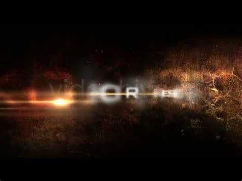 After Effects Template Secret Files by After Effects Project Files The Secret Videohive Youtube