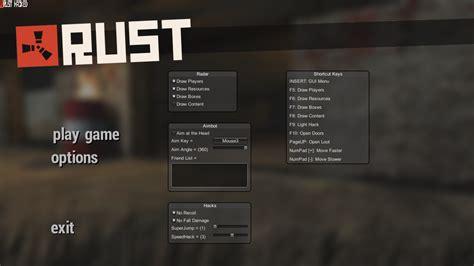 rust hacked hacks v1