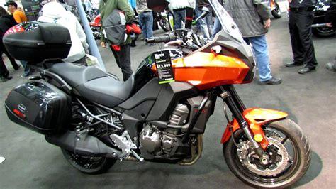Kawasaki Versys 1000 Backgrounds by 2012 Kawasaki Versys 1000 Grand Tourer Pics Specs And
