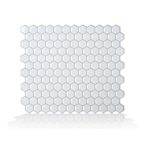 smart tiles peel and stick hexagon 1000 ideas about stick on tiles on smart